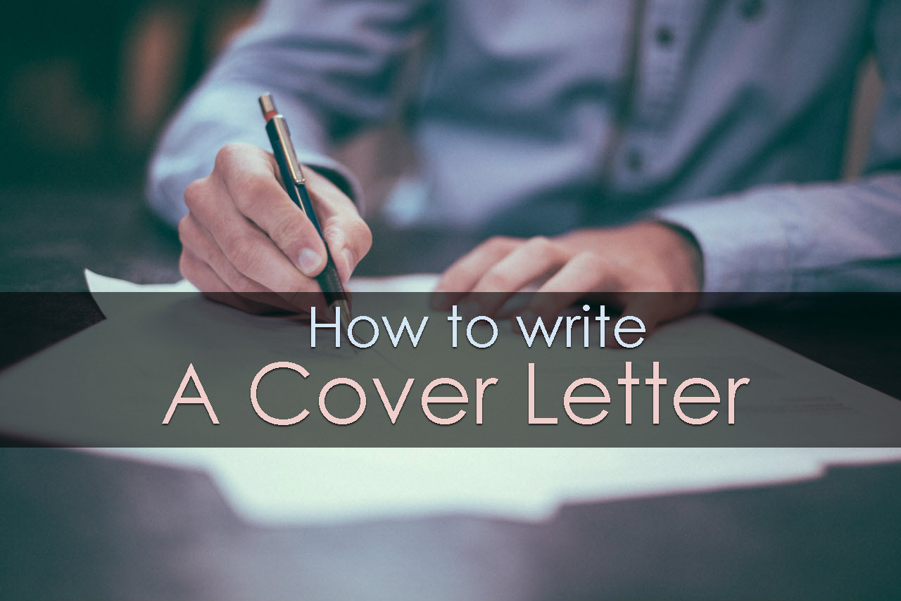 Tips to write a cover letter