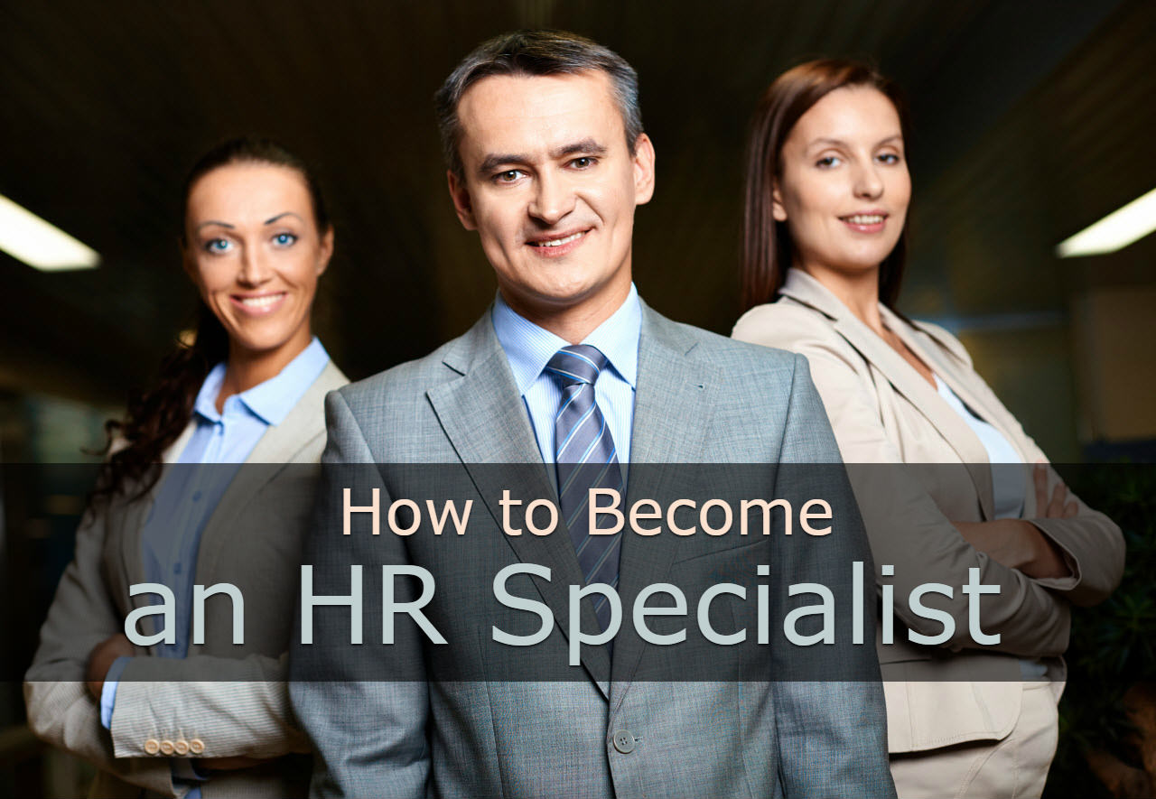 How to become HR specialist