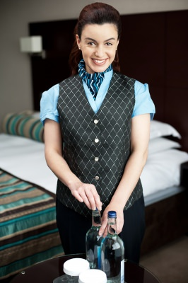 head of housekeeping