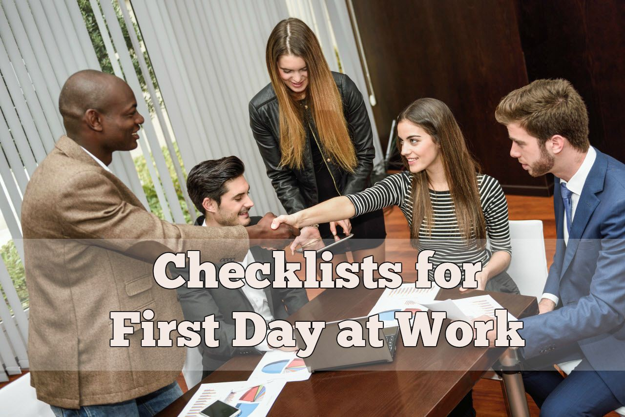 the best career advice articles first day at work tips to avoid some common mistakes