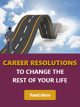 Career resolutions to change the rest of your life