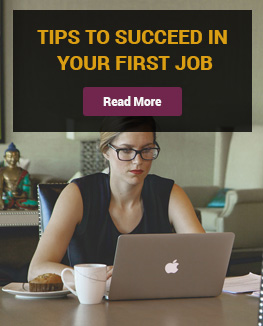 Tips to succeed in your first job