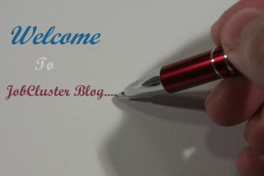 Welcome To the JobCluster blog