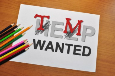 Temporary jobs Wanted