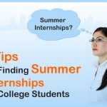 7 Tips for Finding Summer Internships for College Students