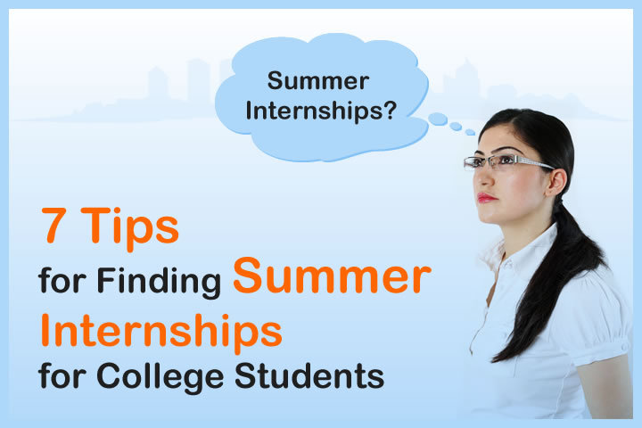 Summer Internship Tips