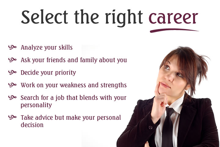 Tips To Select The Right Career Jobcluster Com Blog