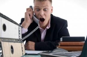 attending personnel calls
