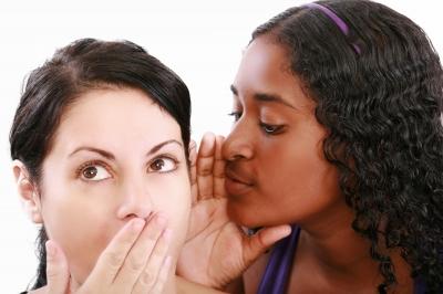 avoid gossiping