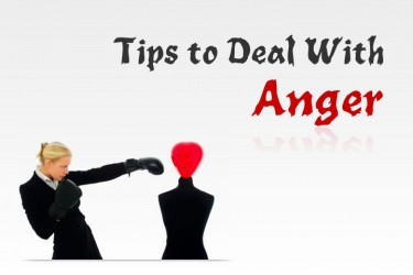 Tips to Deal With Anger