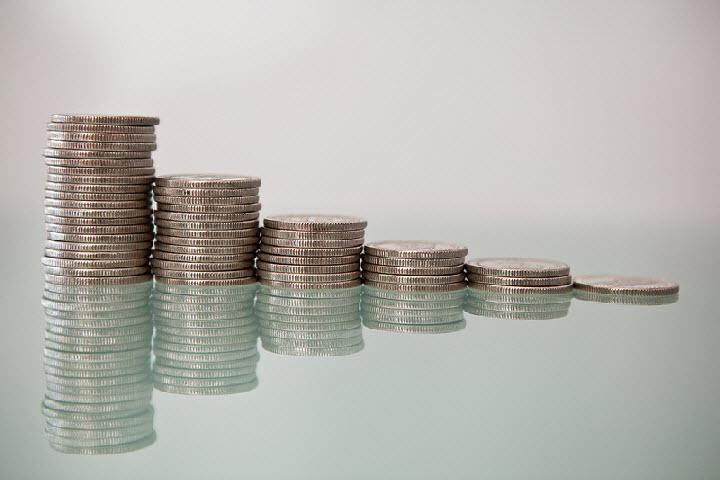 coins making graph