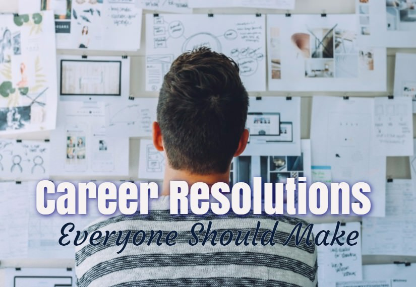 career resolutions for everyone