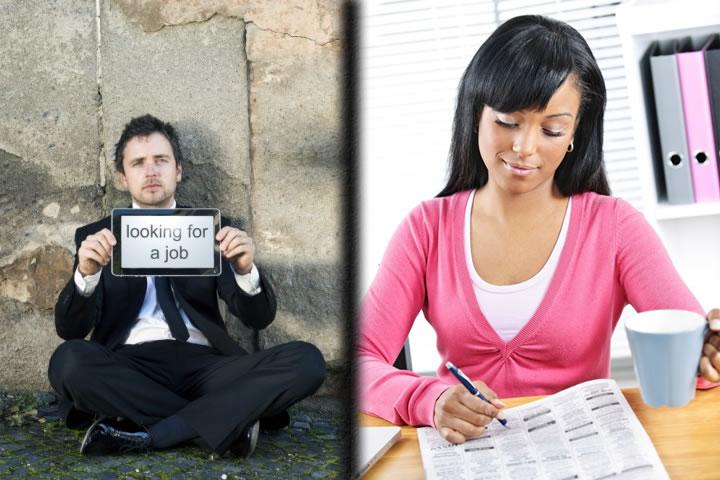 Job Hunting While Unemployed Vs When Employed