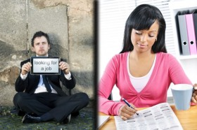Job-Hunting-While-Unemployed-Vs-When-Employed