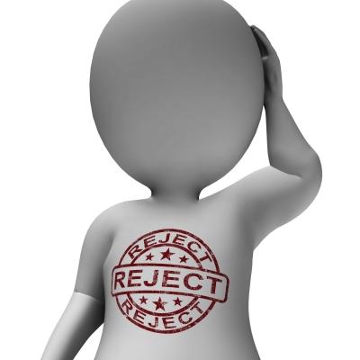 Sad after Resume Rejected