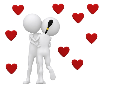 Wishing Valentine's day