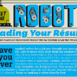 How To Make Robot Friendly Resume [INFOGRAPHIC]