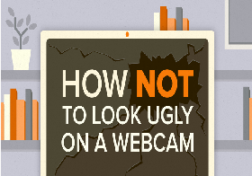 Not look ugly