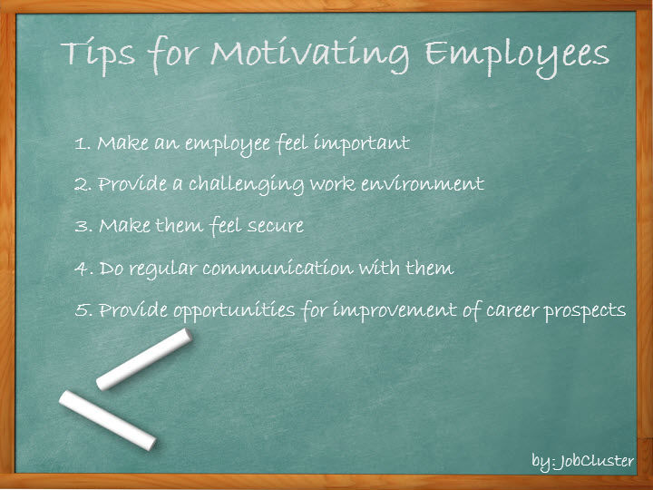 37 Ideas for Motivating Your Employees