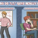 Things that Common IT Guys Must Do Everyday [INFOGRAPHIC]
