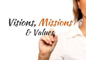 visions and mission statements