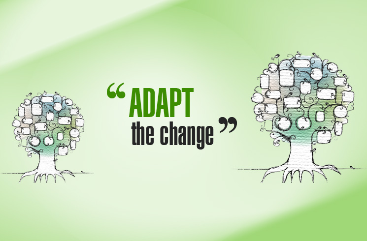 change and adapt essay We've never seen generational change on this scale before, and most boomer  leaders  he is the author of enduring advantage: collected essays on family.