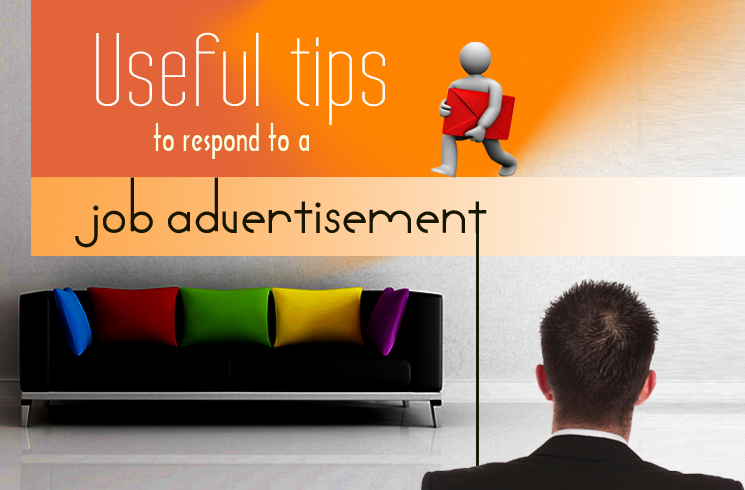 Respond to a Job Advertisement
