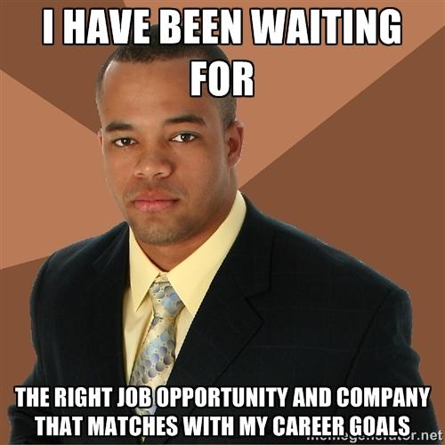 Job Seeker answer 3