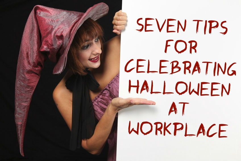 halloween decorating ideas for workplace