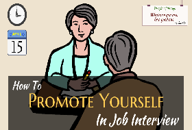 Promote Yourself in Interview thumb