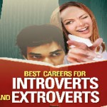 Which Jobs are Best for Introverts and Extroverts? [INFOGRAPHIC]