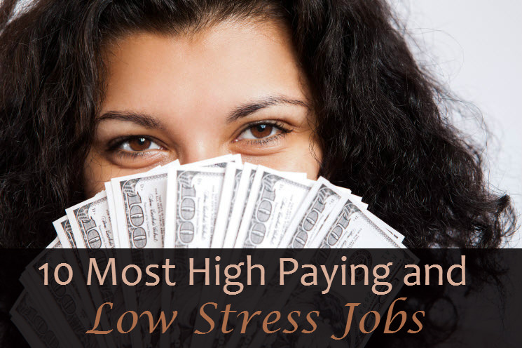 High-paying low-stress jobs - Business Insider