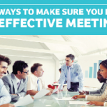 9 Effective Ways To Make Meetings Successful [Infographic]