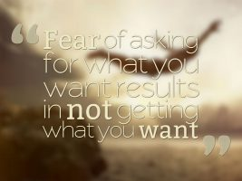 Quote: What You want