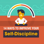 14 Smart Ways to Improve Your Self-Discipline- Infographic