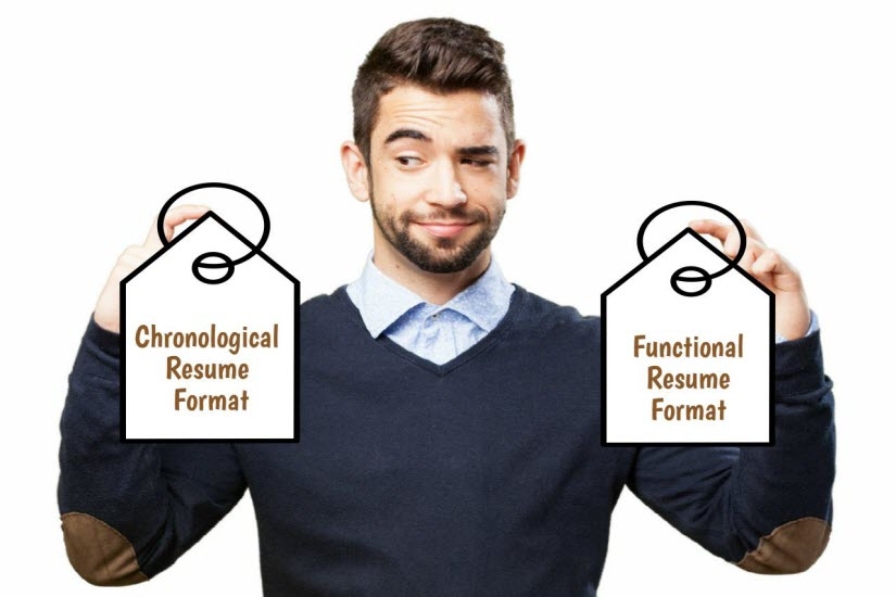 Chronological vs. Functional Resume: Which Is Right for You ...