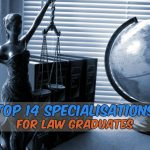 Top 14 Practice Areas and Specialisations for Law Graduates (Guest Post)