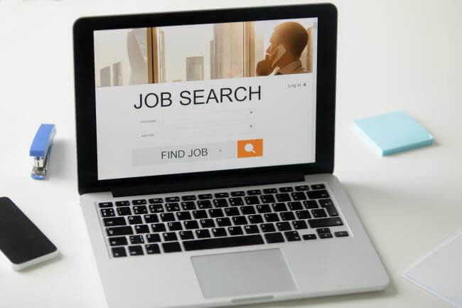 Online job search websites