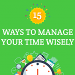 15 Awesome Time-Management Techniques- Infographic
