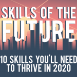 Skills of the Future: 10 Skills You'll Need to Thrive in 2020 [Infographic]