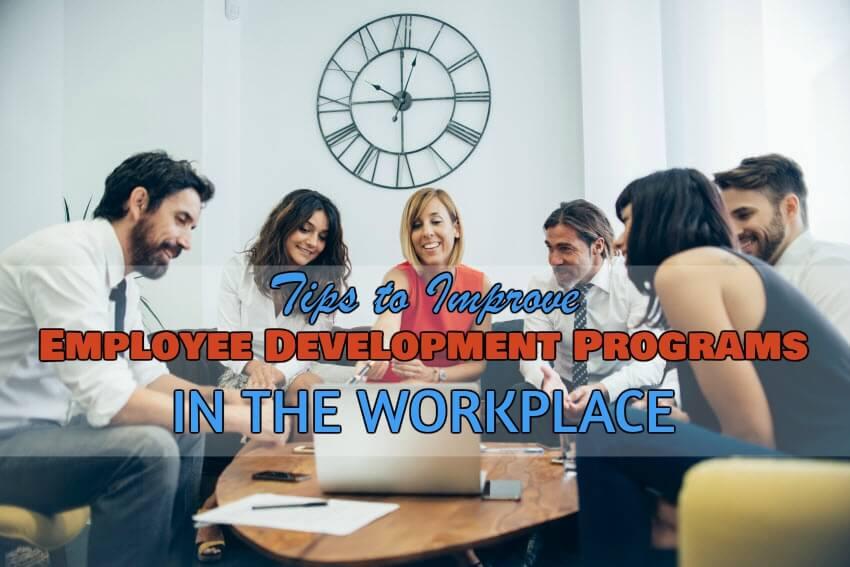 Employee Development Programs in Workplace