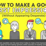 Top Tips to Help You Make a Great First Impression- Infographic