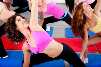 aerobics trainer
