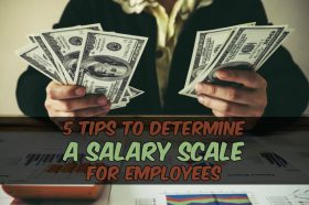 Determine Salary Scale for Employees