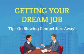 Getting your dream job