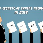 Top Secrets of Expert Resumes in 2018