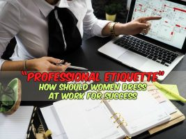 How Should Women Dress for Work