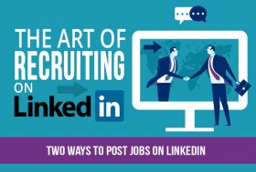 art of recruiting on linkedin