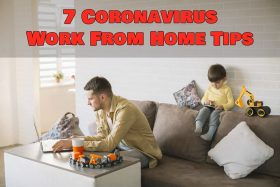 7 Work from home tips