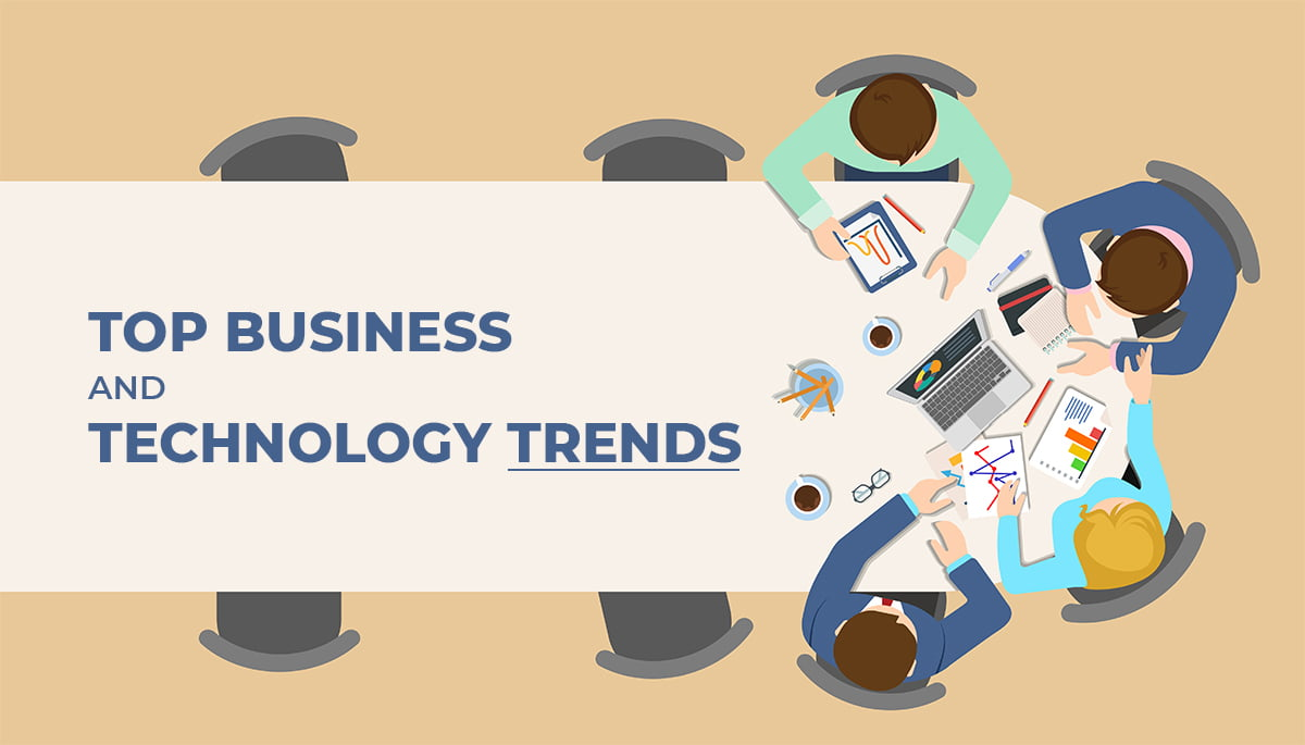 Business Trends Title
